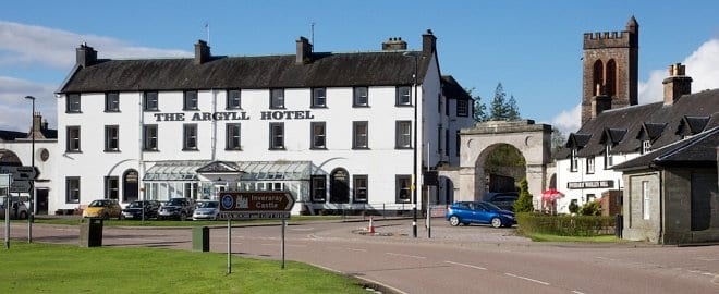 Stewart Hindley & Partners play key role in acquisition of historic Scottish hotel