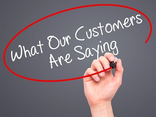 What Our Customers are Saying 2
