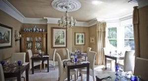 Tir-y-Coed - Dining Room