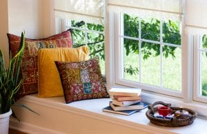 window cushions