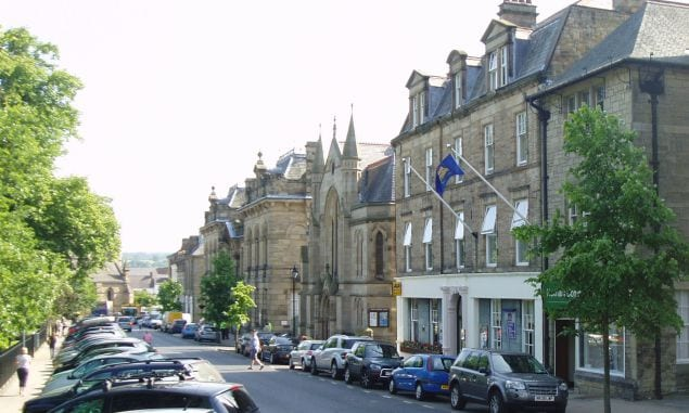 Beaumont Hotel, Hexham.jpg