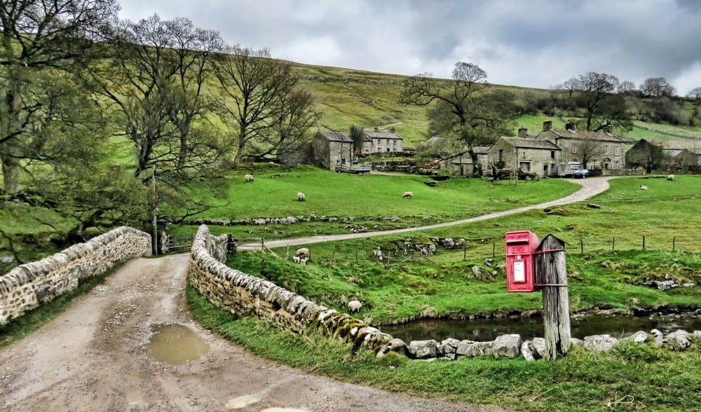 How About A B&B In Skipton Or The Yorkshire Dales?