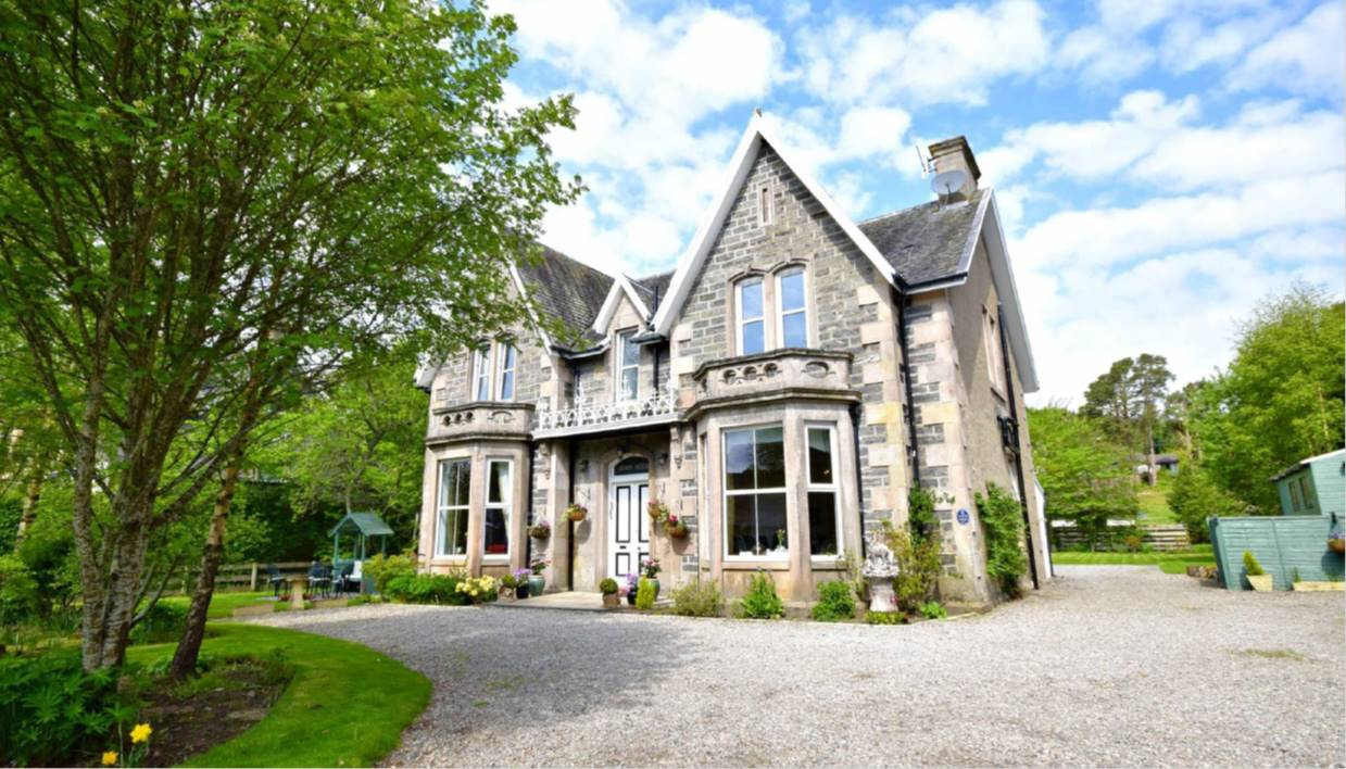 Arden House – Kingussie Scotland