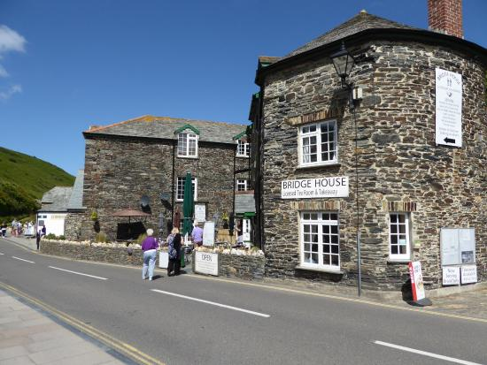 Boscastle B&B with Tea Rooms