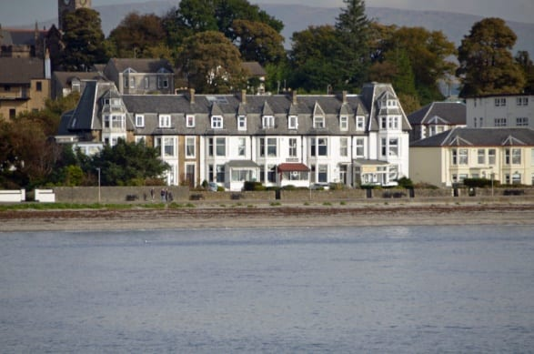 St Ives Hotel Dunoon – 1 year on