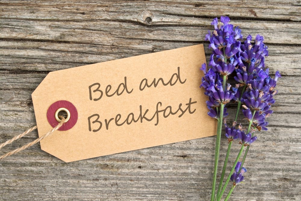 Bed & Breakfast Finance Going Forward
