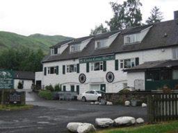 Clachan cottage exterior shot